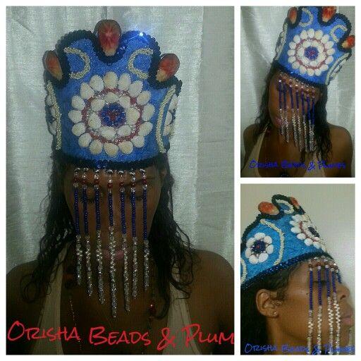 Crown for Yemaya Okute