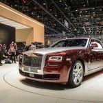 Targi Genewa 2014 | Rolls-Royce Ghost Series II