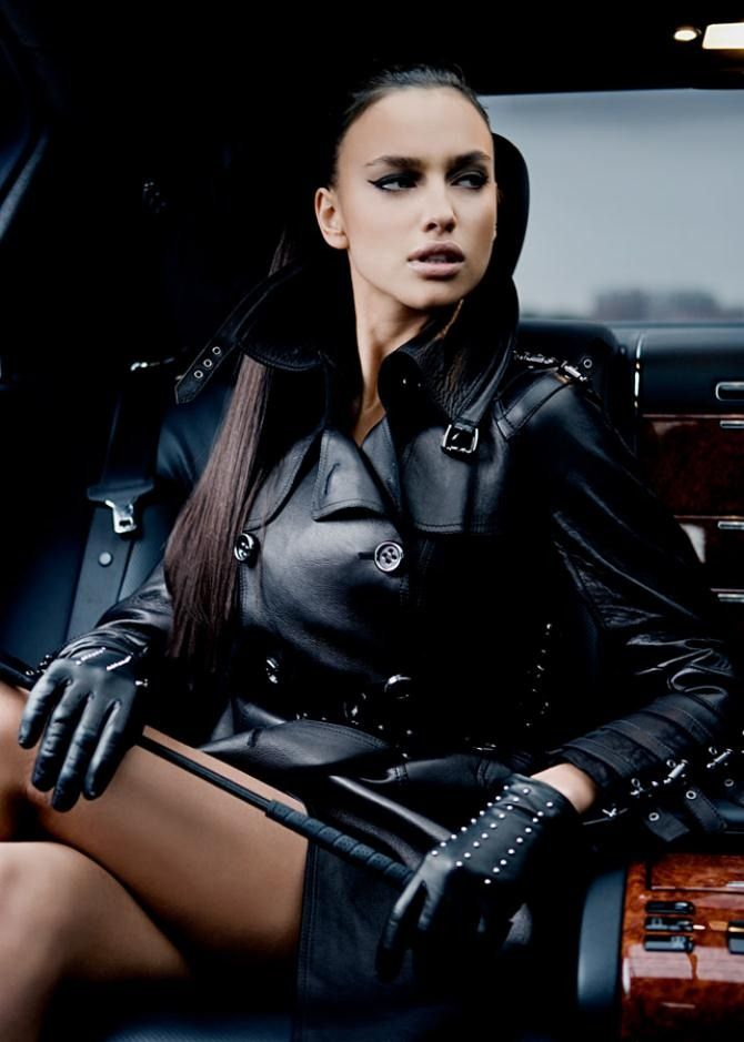 90 Best Let S Pull Out The Leather Images On Pinterest