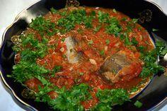 Храйме — тушеная рыба
