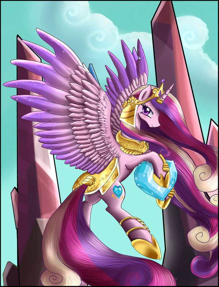 192 best images about mlp princess cadence on pinterest - My little pony cadence ...
