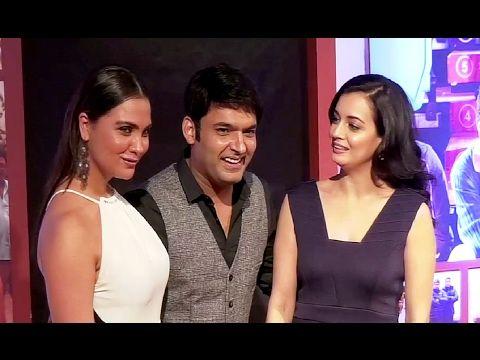Kapil Sharma At Grand Success Party Of DANGAL Movie.