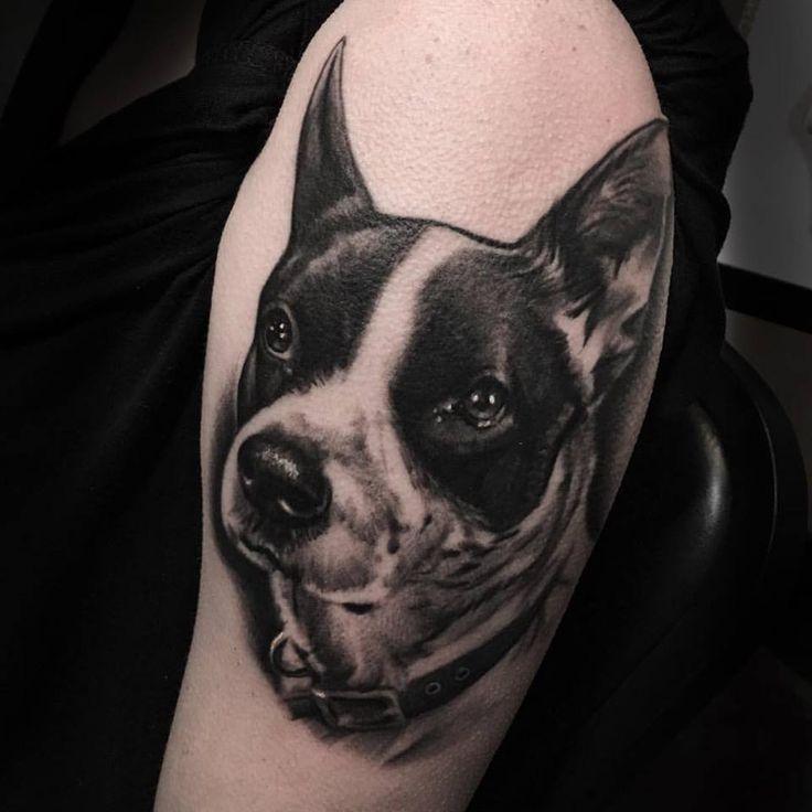 Hunde Tattoos