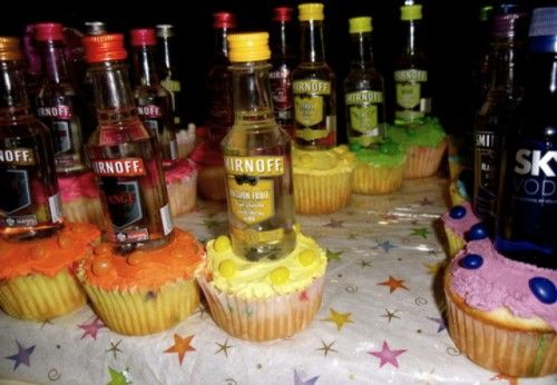 Good idea for adult birthday parties