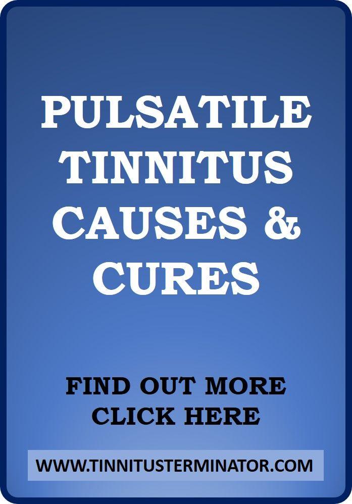 Pulsatile And Somatosensory Tinnitus | Tinnitus Causes