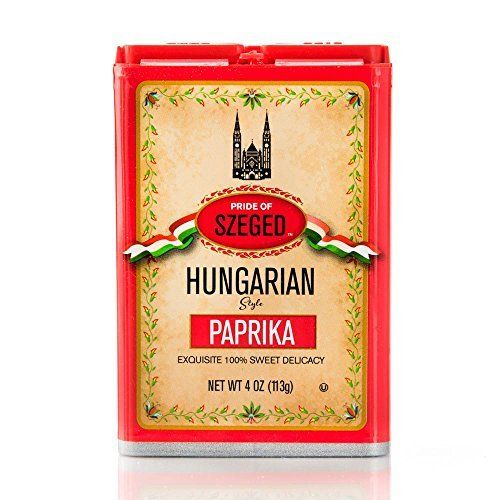 Pride Of Szeged Paprika Hungarian Sweet 4 Ounce ** Check out the image by visiting the link. (Note:Amazon affiliate link)