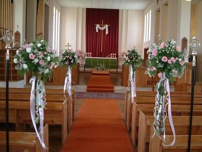 altar wedding decorations 16 best images about church wedding decoration ideas on 1271
