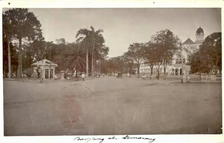 Bodjong, Semarang 1920