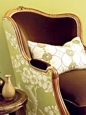 i want to learn how to upholster furniture