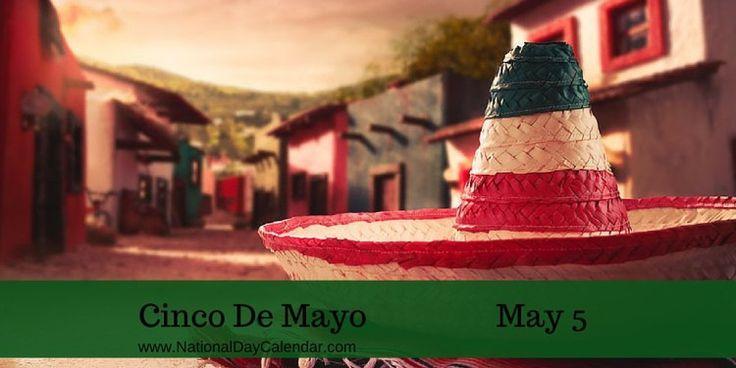 May 5, 2017 –  CINCO DE MAYO