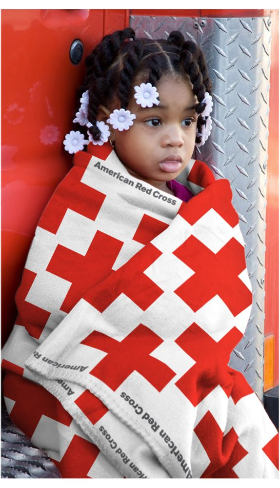 Identity: Red Cross . This would be cool and see where they all end up.. Orr just a cool way to mark the red cross help..