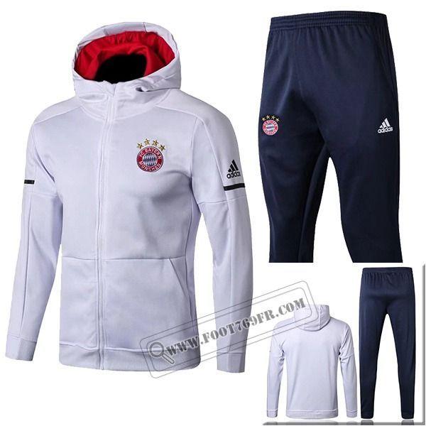 Rebajas: Chaqueta de traje Thai Bayern Munich con capucha