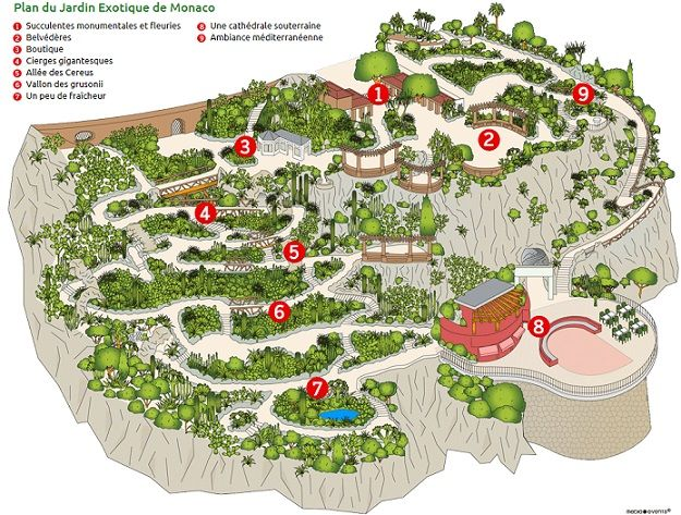 V ce ne 25 nejlep ch n pad na pinterestu na t ma jardin for Jardin animalier monaco