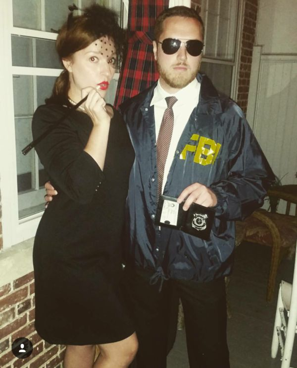 24 couples halloween costumes that are anything but cheesy - Couple Halloween Costumes Scary