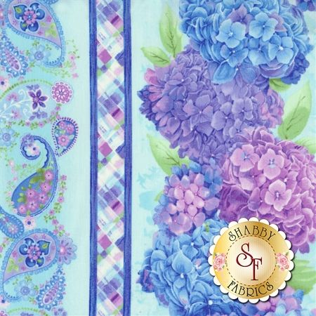 Harmony C5221-Sky by Timeless Treasures Fabrics: Harmony is a gorgeous collection by Chong-a Hwang for Timeless Treasures Fabrics.Width: 43