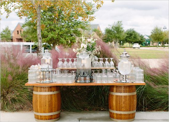 Classy Alcoholic Wedding Drinks