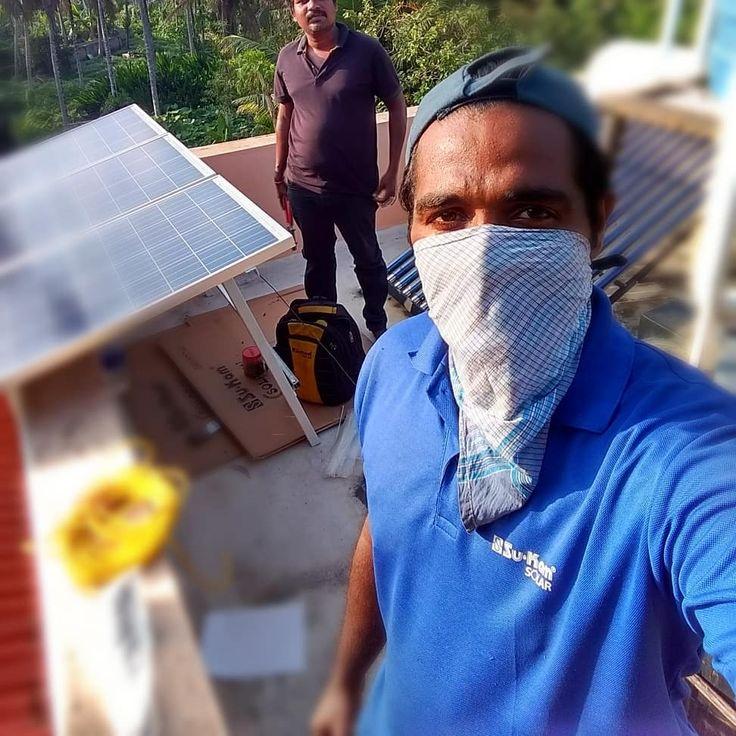 Solar Inverter Installation  Spec:- Su-kam Brainy Eco 1100va/12v Su-kam 300watts solar panel Su-kam tall tubular C10 Solar Battery  @vijayamohini mill  Vattavilla  #solarenergy #sustainableliving #sustainability #solar #solarpanels #solarpanelcleaning #solarpanelsystem #sukam #trivandrumdiaries #trivandrumcity #trivandrum #kerala #kerala #india #solarpowered #solarpowerplant #anert #mnre #subsidy #discount #approval #approved #ups #inverters #services