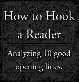 Laura Lee: How to Hook a Reader