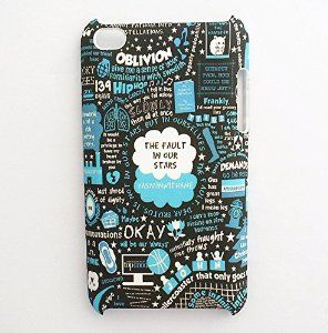 The Fault in Our Stars Quote Okay Pattern ipod case