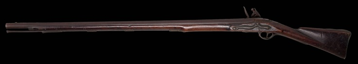 Rappahannock Forge Musket | Museum of the American Revolution