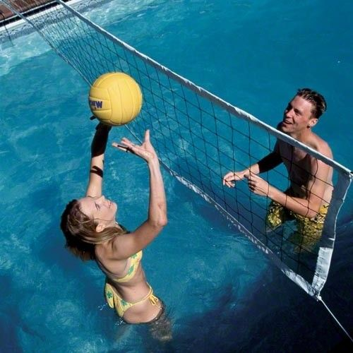 S.R. Smith Swim N' Spike Volleyball Game Set S-VOLY20