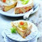 Exotisk vit kladdkaka - Recept från Mitt kök - Mitt Kök