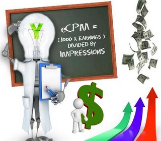 How To Convert Your Blog's Traffic Into Money With CPM Advertising