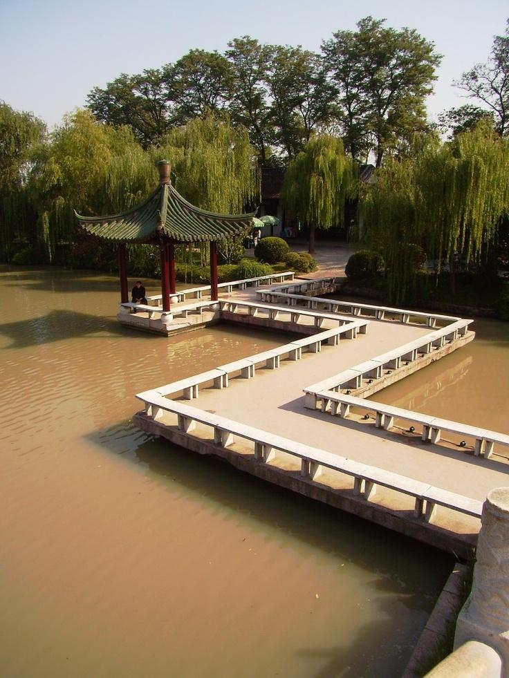 Fascinating Yangzhou - http://www.travelandtransitions.com/destinations/destination-advice/asia/