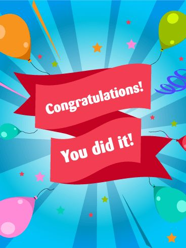 1000+ images about Congratulations on Pinterest ...