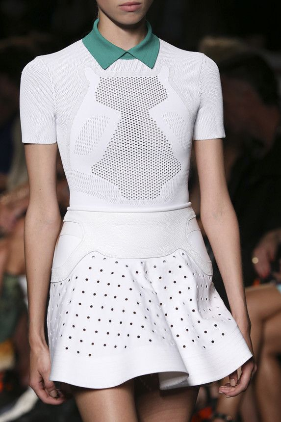 Alexander Wang Spring 2015 RTW – Runway – Vogue