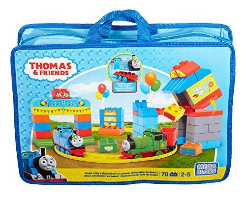 Mega Bloks Thomas & Friends Happy Birthday Thomas! Buildi... https://www.amazon.com/dp/B00U26LNH6/ref=cm_sw_r_pi_dp_x_5fCqybR3CW5SC