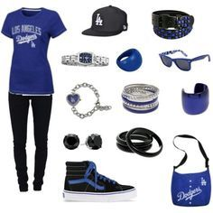 blinged out mens dodger gear - Google Search