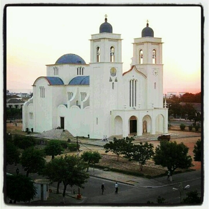 Catedral, Nampula, Mozambique