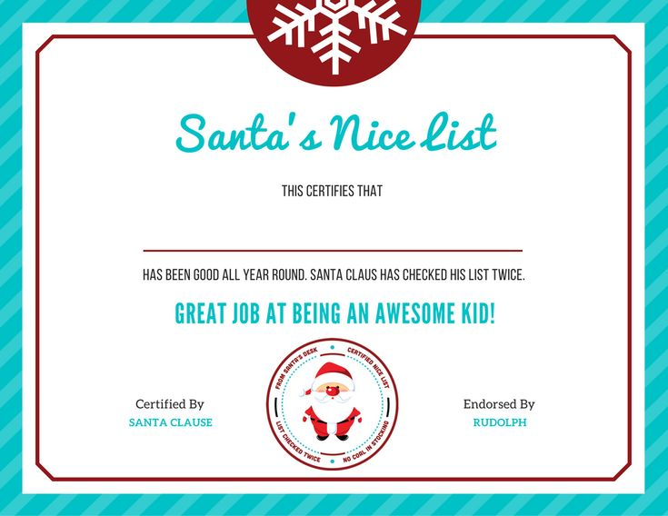 The 25+ best Santau0027s nice list ideas on Pinterest Nice list - christmas list to santa template