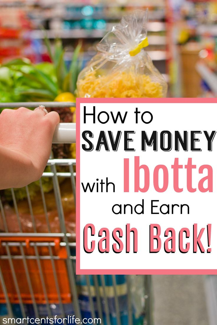 How To Save Money With Ibotta And Earn Cash Back!