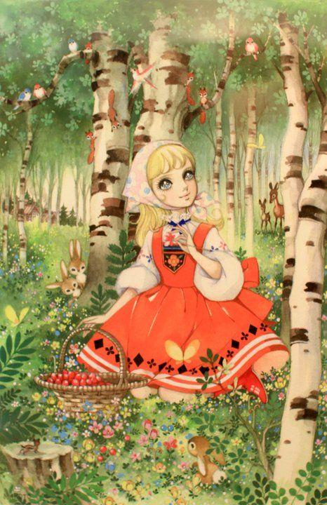 Beautiful artwork by Makoto