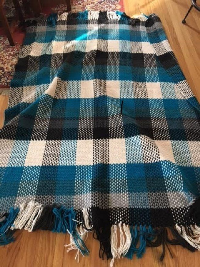 The Finally A Blanket For Husband Crochet Project By Ruthie W