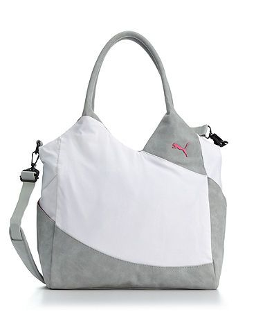 Puma bag   Bags   Bling!   Pinterest   Bags, Gym Bag and Cute gym bag 2be26eb5ae