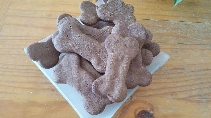 Cómo hacer galletas para perro caseras