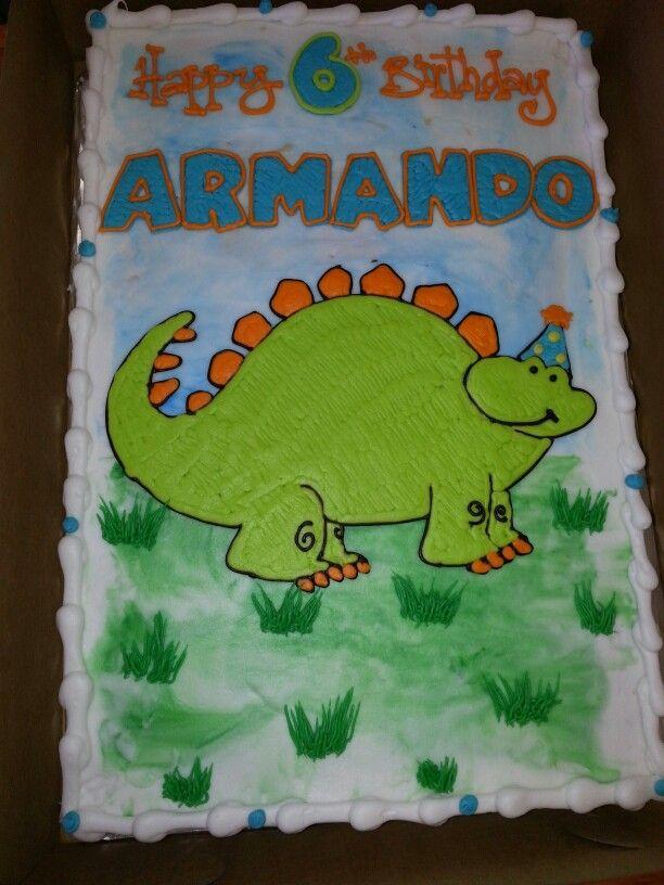 Childrens Dinosaur Birthday Cakes