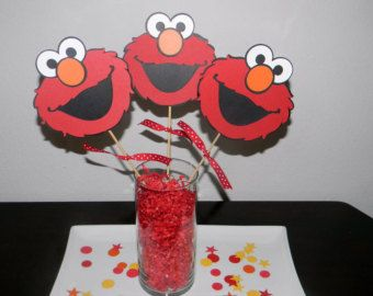 34 best arts and crafts images on pinterest birthdays for Elmo arts and crafts