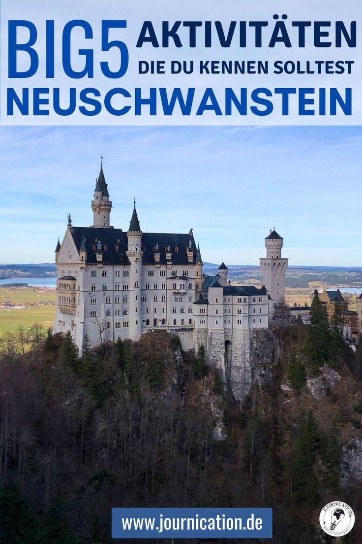 Schloss Neuschwanstein Tickets Reisetipps Karten Checklists Fur Die Perfekte Bayern Reise In 2020 Reisen Europa Reiseziele Reisetipps