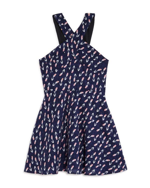 Miss Behave Girls' Brooklyn Dress - Big Kid