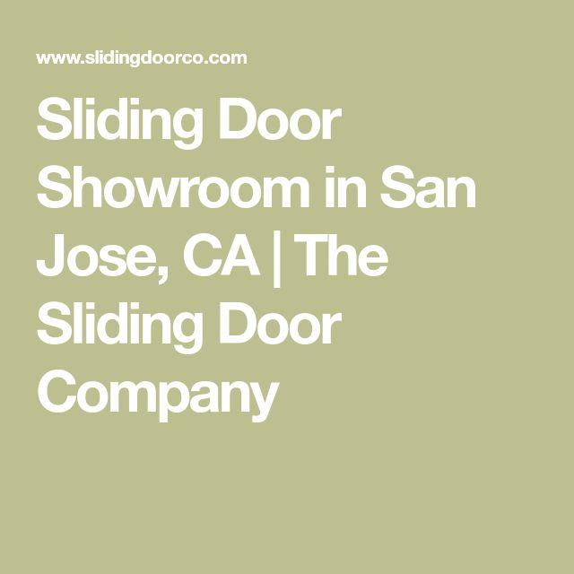 Sliding Door Showroom in San Jose, CA | The Sliding Door Company