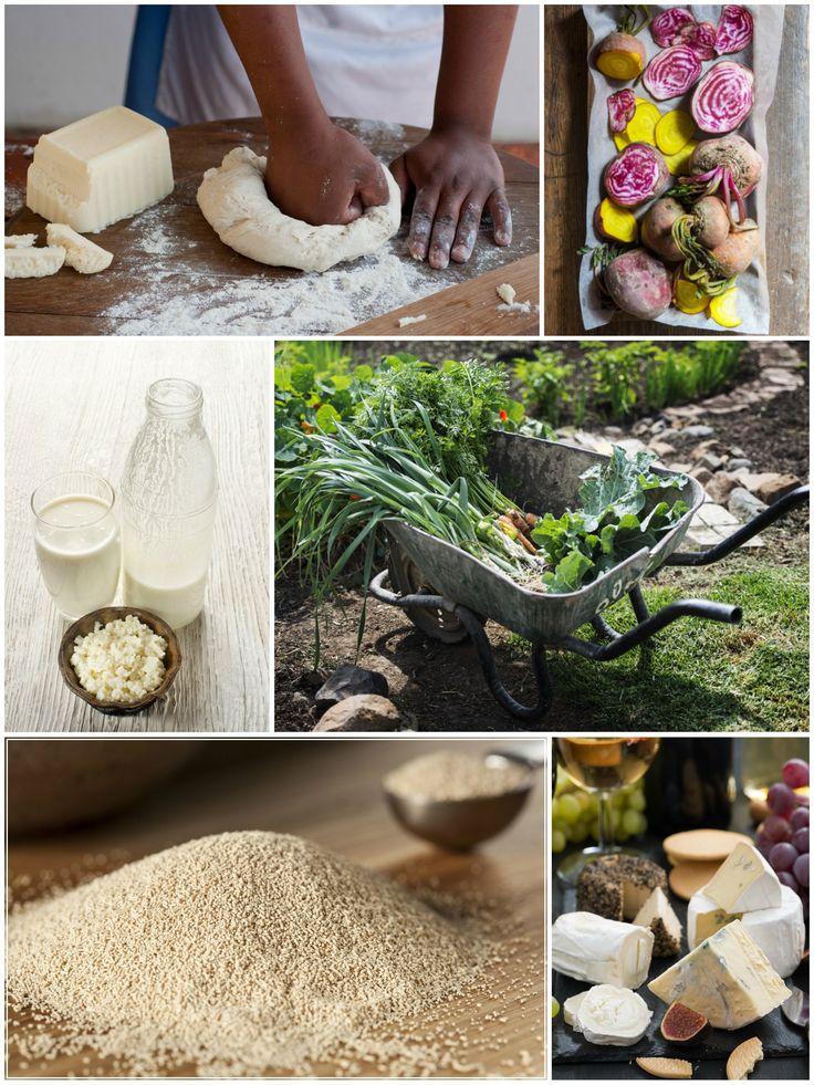 Beet kvaas, kombucha, kefir... No, we aren't learning a new language, but we are #fermenting food!