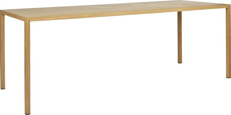 Tratto spisebord. Dimensjoner: L200 x D80 x H70cm. Kr. 12.150,- NÅ KR 8990,-
