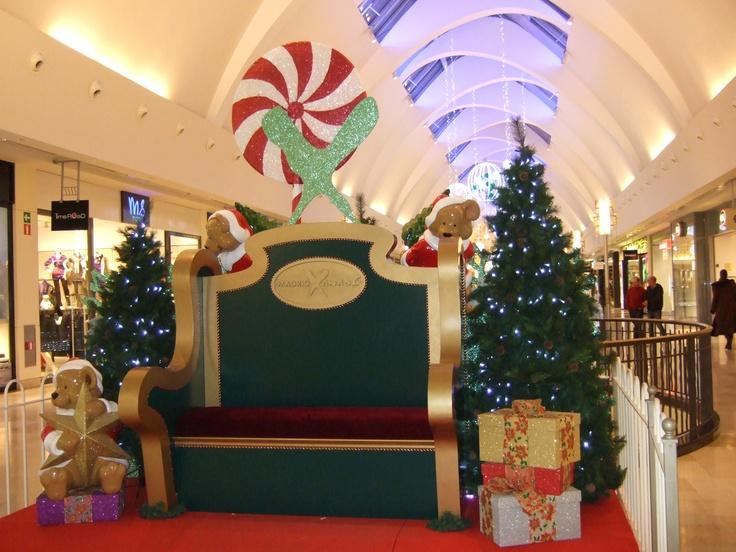 Fotografía de Madrid Xanadú en Navidad 2012
