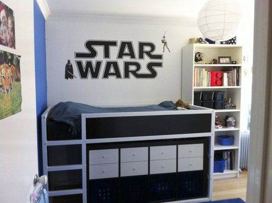 Rather than using the space below for play, these parents maximized their storage space.