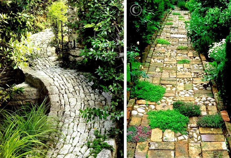 Jak samemu zrobić ścieżkę w ogrodzie? -