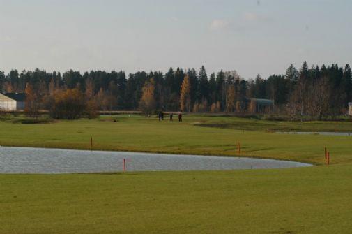 Hiekkaharju Golf, Vantaa Finland
